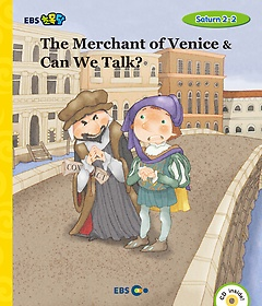 "<font title=""[EBS 초등영어] EBS 초목달 The Merchant of Venice & Can We Talk? - Saturn 2-2"">[EBS 초등영어] EBS 초목달 The Merchant o...</font>"