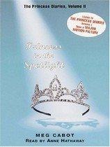 Princess in the Spotlight (Hardcover )