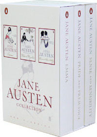 "<font title=""Jane Austen Collection Gift Set (Paperback:3)"">Jane Austen Collection Gift Set (Paperba...</font>"