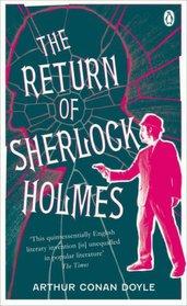 "<font title=""The Return Of Sherlock Holmes (Paperback /영국판)"">The Return Of Sherlock Holmes (Paperback...</font>"