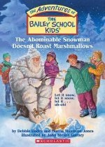 The Abominable Snowman Doesn't Roast Marshmallows (Paperback)