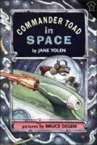 Commander Toad in Space (Paperback)