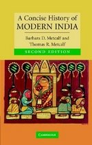 A Concise History of Modern India (Paperback/ 2nd Ed.)