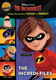 """<font title=""""Incredibles 2 Character Guide (Hardcover)"""">Incredibles 2 Character Guide (Hardcover...</font>"""
