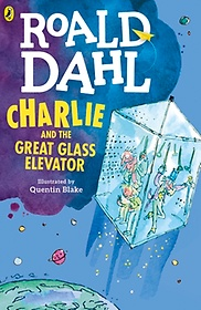 """<font title=""""Charlie and the Great Glass Elevator (Paperback)"""">Charlie and the Great Glass Elevator (Pa...</font>"""