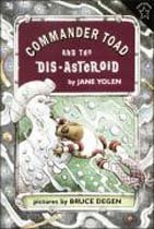 Commander Toad and the Dis-Asteroid (Paperback)