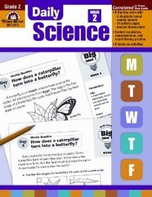 Daily Science, Grade 2 (Paperback)