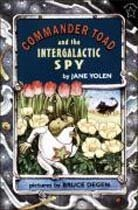 Commander Toad and the Intergalactic Spy (Paperback)