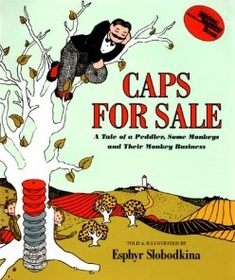 Caps for Sale (Paperback/ Big Book)