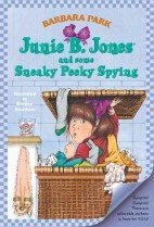 "<font title=""Junie B. Jones and Some Sneaky Peeky Spying (Prebind / Reprint Edition)"">Junie B. Jones and Some Sneaky Peeky Spy...</font>"