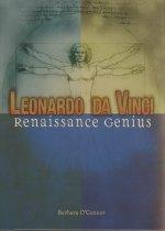 """<font title=""""Leonardo Da Vinci: Renaissance Genius (Hardcover) """">Leonardo Da Vinci: Renaissance Genius (H...</font>"""
