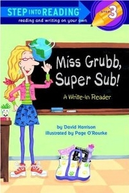 Miss Grubb, Super Sub! - Step into Reading 2 (Paperback)