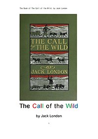 """<font title=""""잭 런던의 야성의 부름.The Book of The Call of the Wild, by Jack London"""">잭 런던의 야성의 부름.The Book of The ...</font>"""