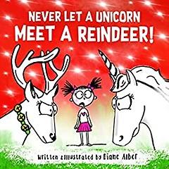 "<font title=""Never Let A Unicorn Meet A Reindeer! (Paperback)"">Never Let A Unicorn Meet A Reindeer! (Pa...</font>"