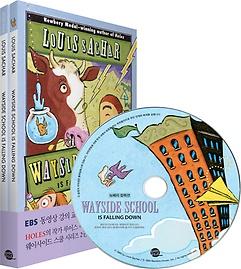 """<font title=""""Wayside School is Falling Down 웨이사이드 스쿨 시리즈 2"""">Wayside School is Falling Down 웨이사이...</font>"""