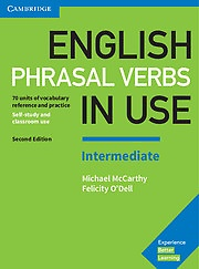 "<font title=""English Phrasal Verbs in Use With Answers: Intermediate (Paperback/ 2nd Ed.)"">English Phrasal Verbs in Use With Answer...</font>"