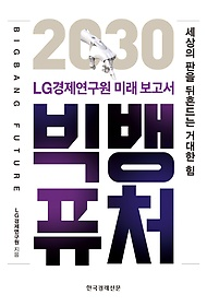 (2030) 빅뱅 퓨처 = Bigbang future : LG경제연구원 미래 보고서