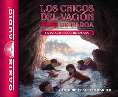 "<font title=""La isla de las sorpresas /The Island of Surprises (CD / Unabridged) - Spanish Edition"">La isla de las sorpresas /The Island of ...</font>"