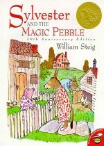 """<font title=""""Sylvester and the Magic Pebble (Paperback / Reissue Edition)"""">Sylvester and the Magic Pebble (Paperbac...</font>"""