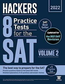 """<font title=""""2022 Hackers 8 Practice Tests for the SAT Volume 2"""">2022 Hackers 8 Practice Tests for the SA...</font>"""
