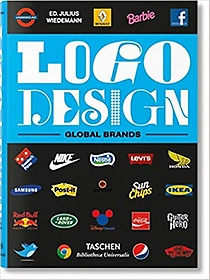 Logo Design. Global Brands (Hard Cover)