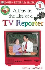 """<font title=""""A Day in a Life of a TV Reporter (Hardcover)"""">A Day in a Life of a TV Reporter (Hardco...</font>"""