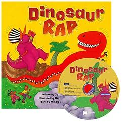 "<font title=""노부영 송 애니메이션 Dinosaur Rap (Paperback + Hybrid CD)"">노부영 송 애니메이션 Dinosaur Rap (Paper...</font>"