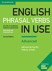 "<font title=""English Phrasal Verbs in Use With Answers: Advanced (Paperback/ 2nd Ed.)"">English Phrasal Verbs in Use With Answer...</font>"