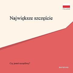 최고의 행복 전도지 (폴란드어)