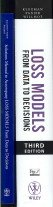 """<font title=""""Loss Models: From Data to Decisions (Hardcover/ 3rd Ed.) """">Loss Models: From Data to Decisions (Har...</font>"""