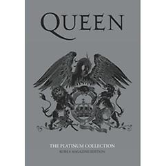 Queen - The Platinum Collection [Korea Magazine Edition]