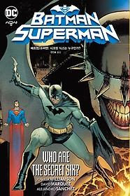 배트맨 / 슈퍼맨: 시크릿 식스는 누구인가?