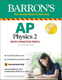 """<font title=""""AP Physics 2: With 4 Practice Tests (Paperback/ 2nd Ed.)"""">AP Physics 2: With 4 Practice Tests (Pap...</font>"""