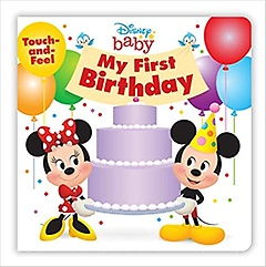 My First Birthday (Board book)
