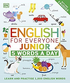 """<font title=""""English for Everyone Junior 5 Words a Day (Paperback)"""">English for Everyone Junior 5 Words a Da...</font>"""