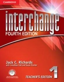 """<font title=""""Interchange Level 1 : Teacher"""