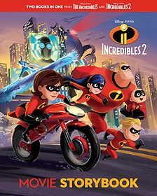 "<font title=""Incredibles 2 Movie Storybook (Paperback)"">Incredibles 2 Movie Storybook (Paperback...</font>"