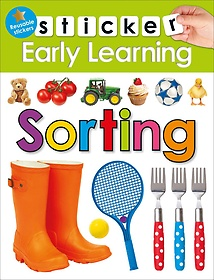 "<font title=""Sticker Early Learning Sorting (Hardcover)"">Sticker Early Learning Sorting (Hardcove...</font>"