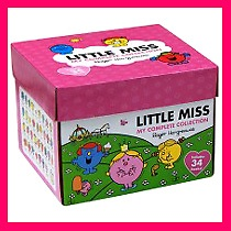 My Complete Collection : Little Miss 35 Books Box Set (EQ�� õ��� ������)