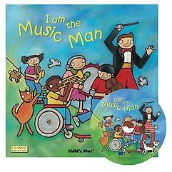 "<font title=""[노부영] I Am the Music Man (Paperback+CD/ 세이펜에디션)"">[노부영] I Am the Music Man (Paperback+C...</font>"