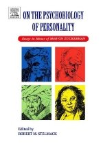 On the Psychobiology of Personality: Essays in Honor of Marvin Zuckerman (Hardcover)