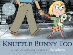 "<font title=""Knuffle Bunny Too : A Case of Mistaken Identity (Hardcover)"">Knuffle Bunny Too : A Case of Mistaken I...</font>"