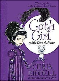 """<font title=""""Goth Girl and the Ghost of a Mouse (Paperback / Reprint Edition)"""">Goth Girl and the Ghost of a Mouse (Pape...</font>"""