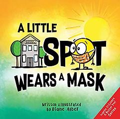 A Little SPOT Wears A Mask (Paperback)