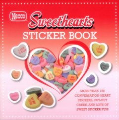 Sweethearts Sticker Book (Paperback)