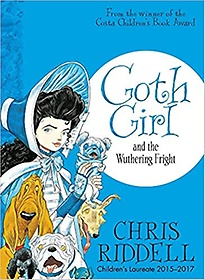 """<font title=""""Goth Girl and the Wuthering Fright (Paperback / Reprint Edition)"""">Goth Girl and the Wuthering Fright (Pape...</font>"""