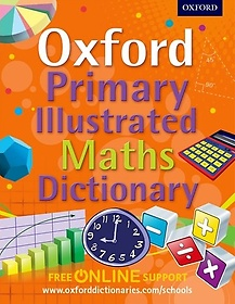 """<font title=""""Oxford Primary Illustrated Maths Dictionary (Paperback)"""">Oxford Primary Illustrated Maths Diction...</font>"""