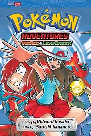 Pokemon Adventures 25 (Paperback)