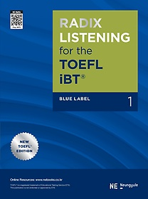"<font title=""RADIX LISTENING for the TOEFL iBT Blue Label 1"">RADIX LISTENING for the TOEFL iBT Blue L...</font>"
