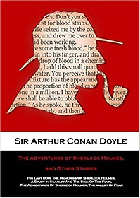 "<font title=""The Adventures Of Sherlock Holmes, And Other Stories (Paperback)"">The Adventures Of Sherlock Holmes, And O...</font>"